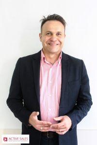 Виталий Дубовик - тренер по продажам в Минске